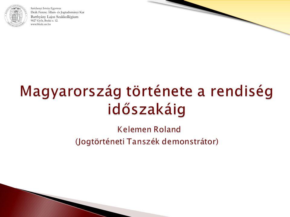  Korábbi érettségi kérdések a témában: ◦ Mutassa be a források és ismeretei segítségével a magyar őstörténet kutatásának nehézségeit.