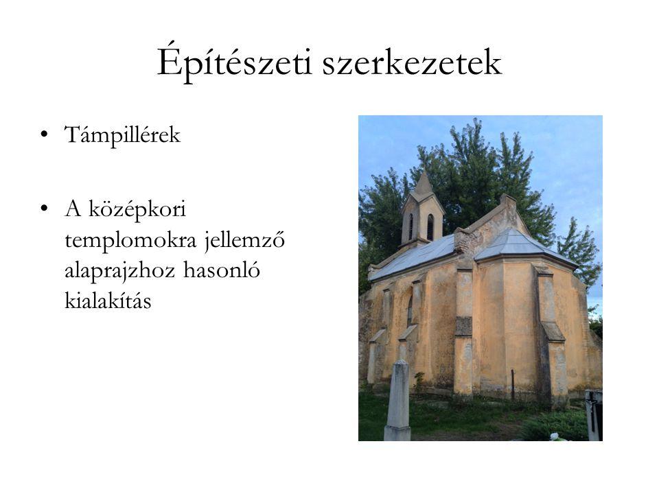 Karbantartási munkák Az építtető házaspár a kápolnához 700 korona alapítványi tőkét rendelt, mellyel a fenntartás anyagi fedezetét kívánták rendezni Haláluk után a falu plébánosa, Győri Vendel fordított nagy figyelmet az ingatlan felújítására Az 1960-as években a hívek adományaiból és kétkezi munkájának segítségével felújították a tetőszerkezetet A mai napig nem rendeződött örökösödési viszonyok miatt a nagyobb felújítási munkák azonban még váratnak magukra