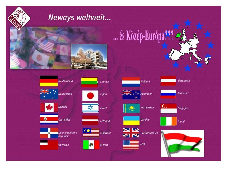 …legyen a NEWAYS INTERNATIONAL ® üzleti partnere Közel 20 éve indult családi vállalkozás, ami azóta is családi tulajdonban van.