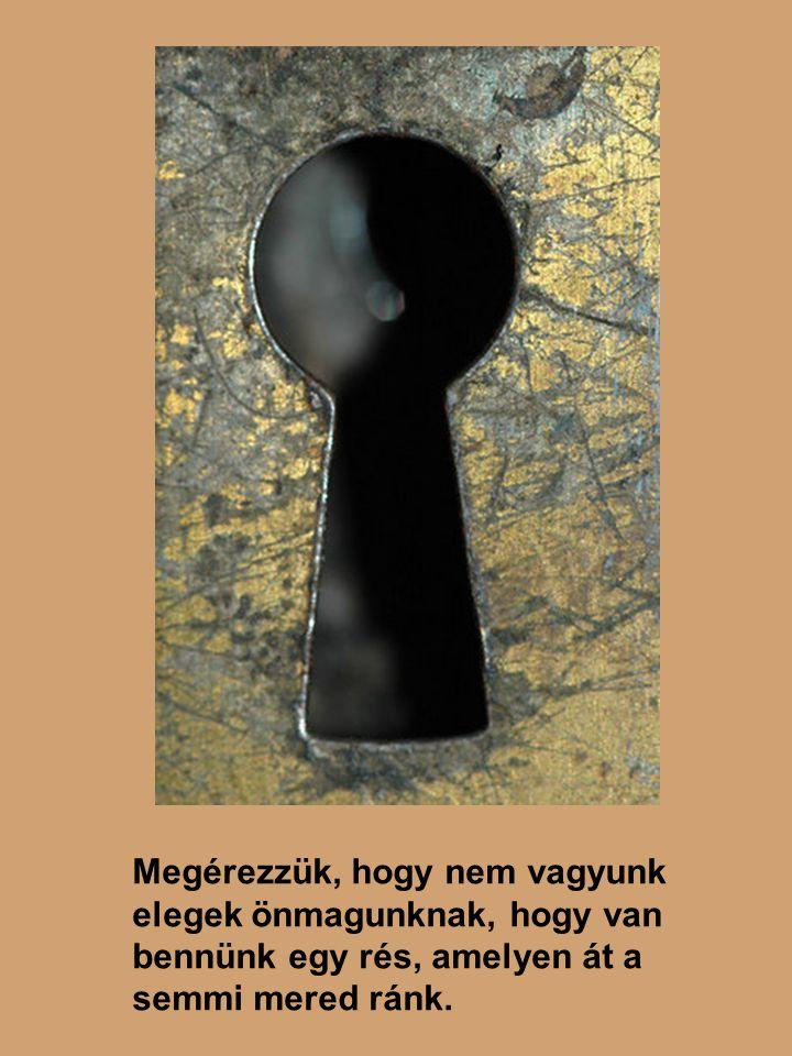 Sík Sándor: A bűneimmel egyedül (4) Ki mondja meg, mi vagyok benne én.