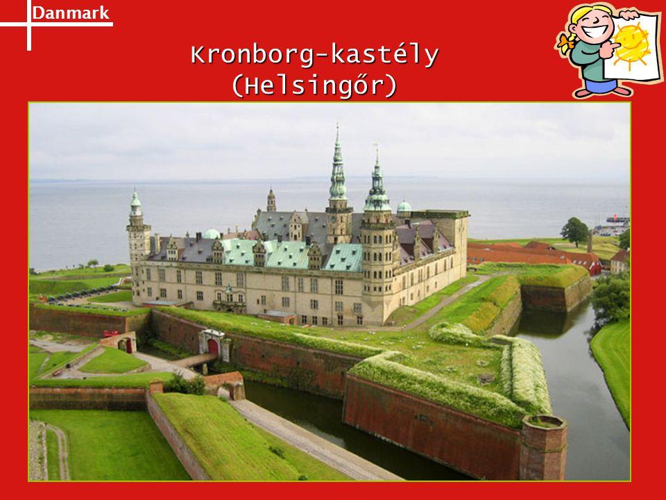 Danmark Kronborg-kastély (Helsingőr)