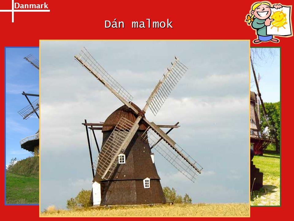 Danmark Dán malmok