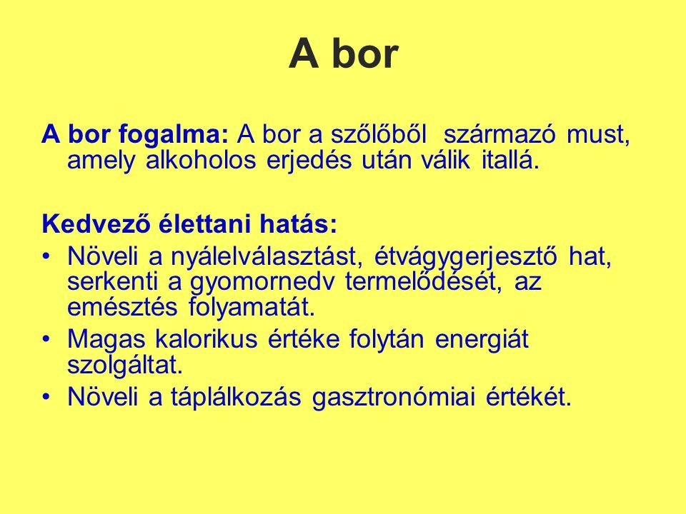Szénsavas borok III.