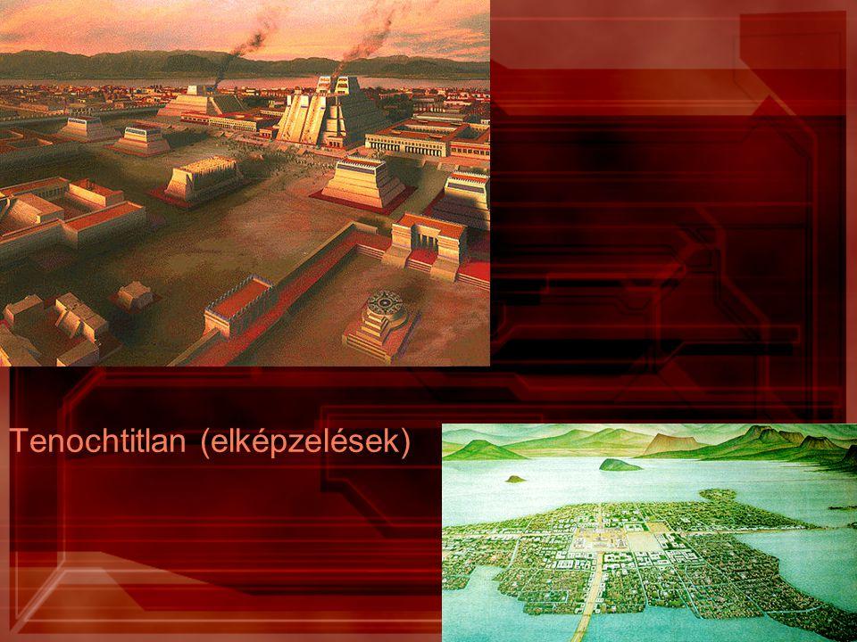 Tenochtitlan (elképzelések)