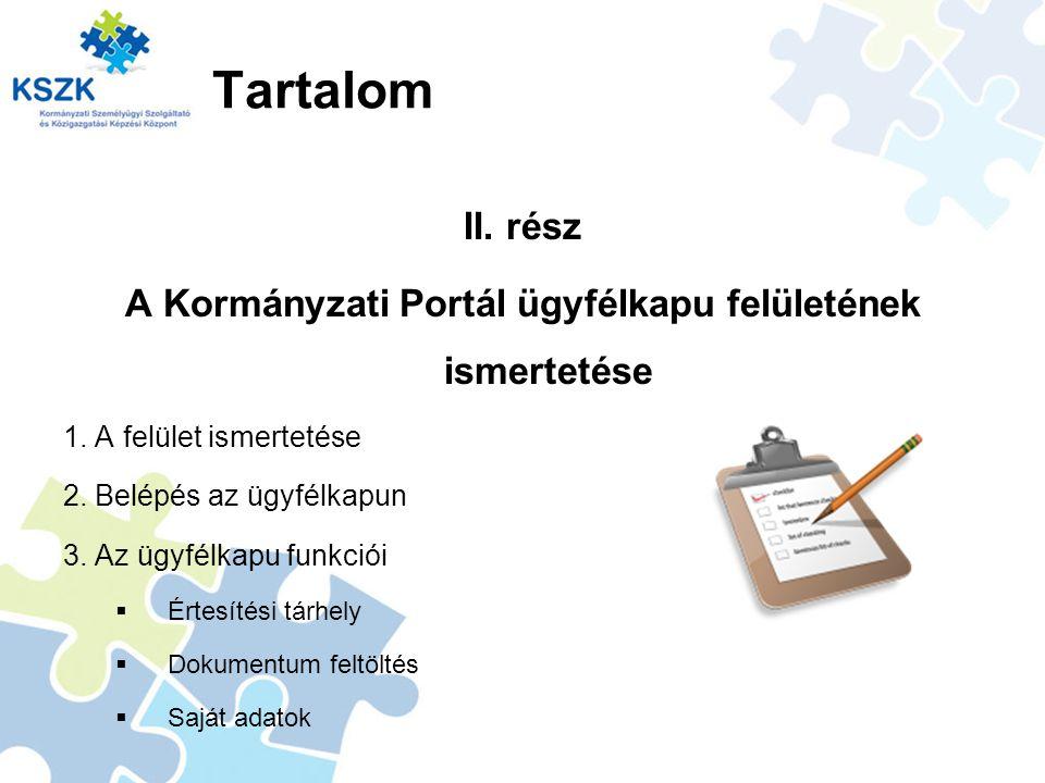 Tartalom III.