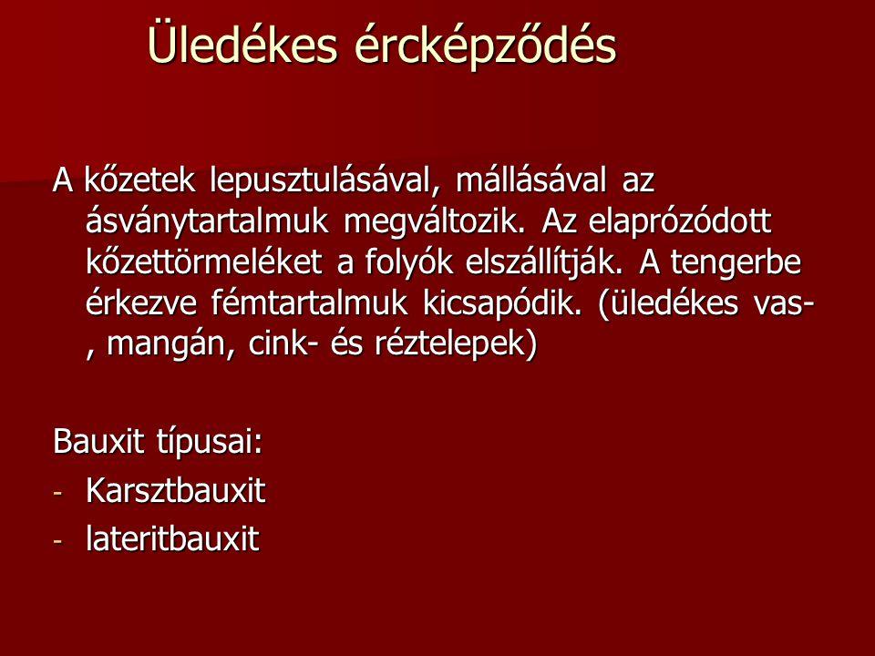 Kőszén keletkezése Szerves eredetű üledékes kőzet.