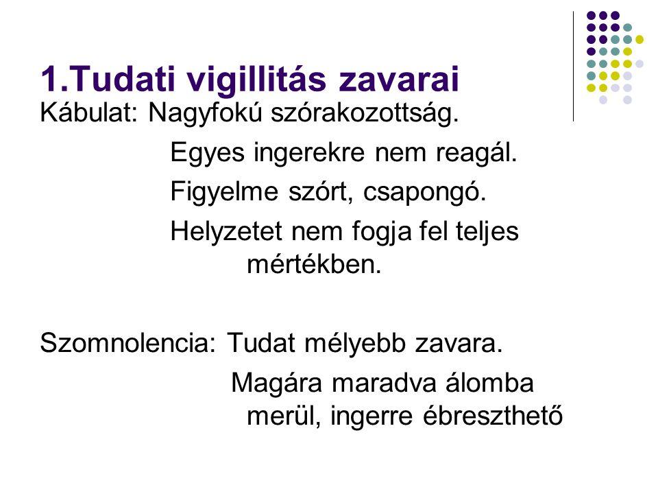 Disszociatív identitás (többszörös) Alszemélyiségek.