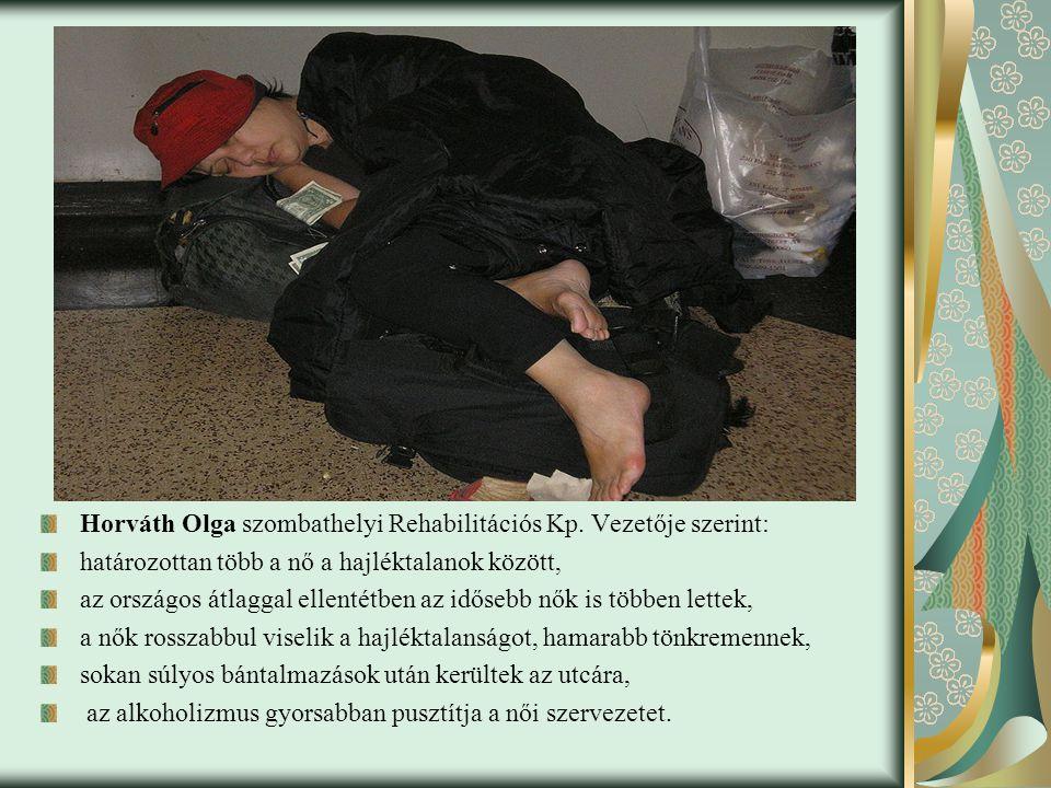 Horváth Olga szombathelyi Rehabilitációs Kp.