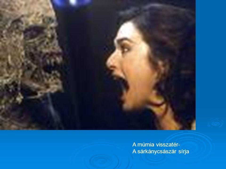 A múmia visszatér- A sárkánycsászár sírja
