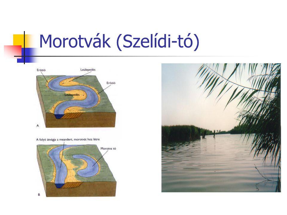 Morotvák (Szelídi-tó)