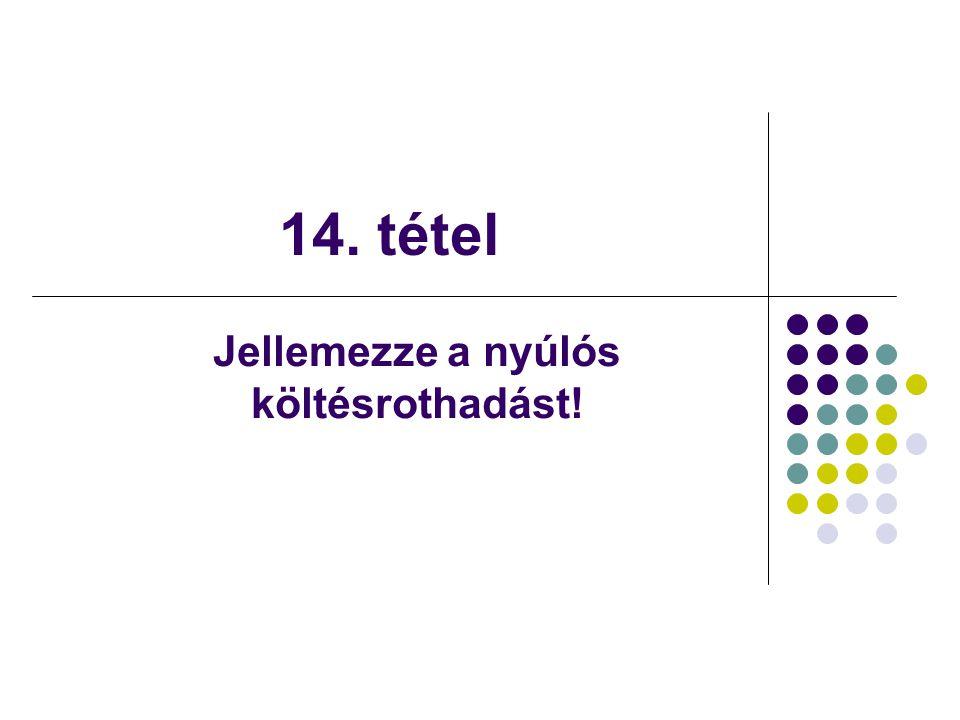 14. tétel Jellemezze a nyúlós költésrothadást!