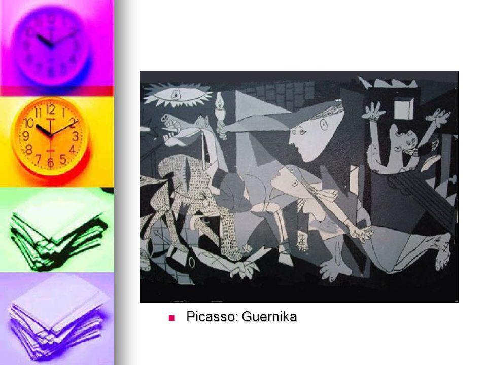 Picasso: Guernika Picasso: Guernika