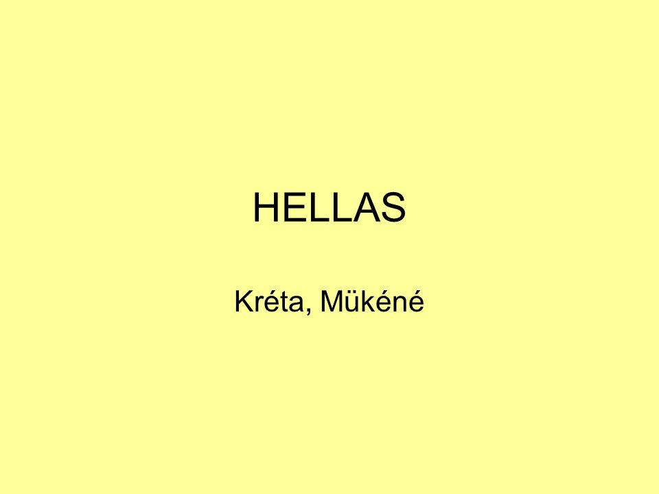 HELLAS Kréta, Mükéné