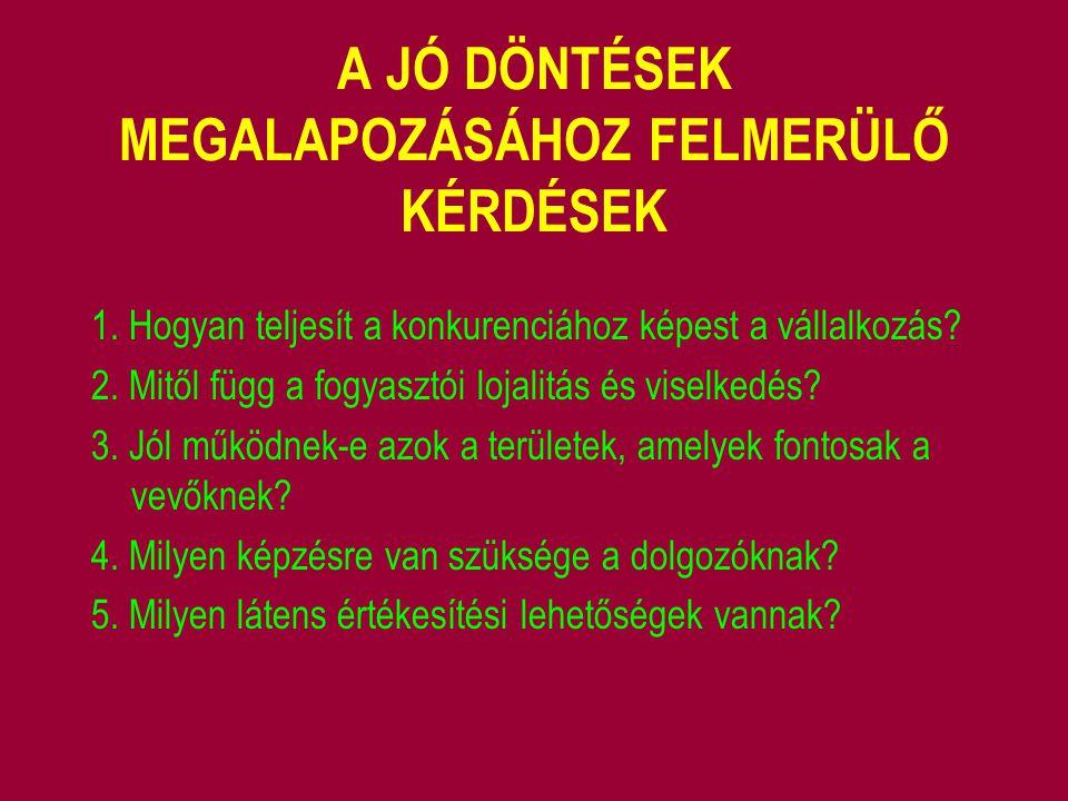 G.Johnson –K.Scholes szerint A STRATÉGIA EGY SZERVEZET HOSSZÚ TÁVON KÖVETETT TEVÉKENYSÉGI IRÁNYA, VISELKEDÉSI MÓDJA, AMELY A VERSENYTÁRSAKKAL SZEMBENI ELŐNY LÉTREHOZÁSÁRA / MEGŐRZÉSÉRE SZOLGÁL, A SZERVEZET RENDELKEZÉSÉRE ÁLLÓ ERŐFORRÁSOKNAK A KÖRNYEZET VÁLTOZÁSAIHOZ ILLESZKEDŐ MEGFELELŐ FELOSZTÁSÁT ÍRJA ELŐ, ÉS A FOGYASZTÓI IGÉNYEIT KIELÉGÍTŐ TERMÉKEK PIACRA VITELE ÚTJÁN SEGÍT BETELJESÍTENI A SZERVEZET TULAJDONOSAINAK ELVÁRÁSAIT.