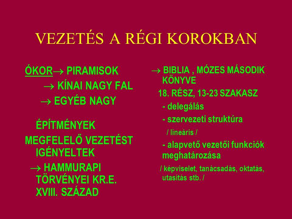VEZETÉS A RÉGI KOROKBAN PLATON / kr.e.