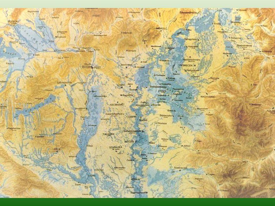 Magyarország felszíni vizei
