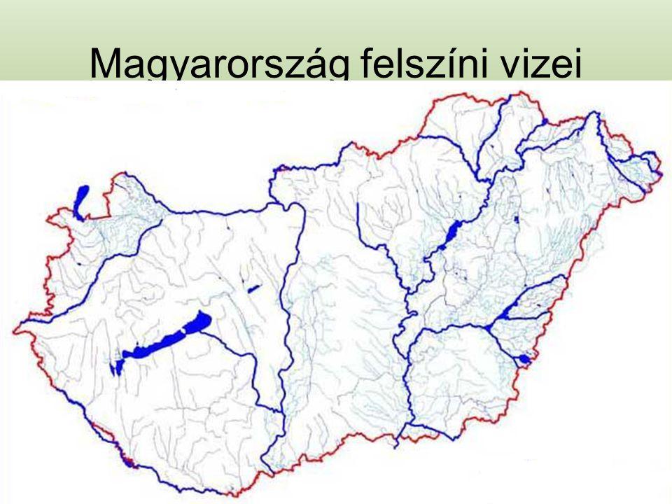 """Magyarország a """"legek országa Az Alföldön a lefolyástalan vagy elöntésnek kitett területek aránya nagy."""