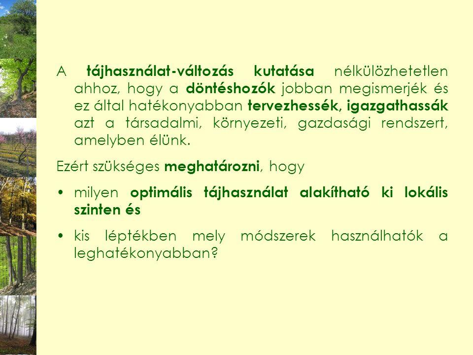 18 Környezettervezés Azok a tervek,melyek meghatározott terület,vagy térség erőforrás-és területhasználatát,ökológiai és esztétikai állapotát alakítják.