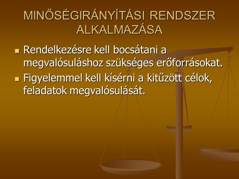 Ügyfélbánásmód minősége a szolgáltatások elérési esélyegyenlősége a szolgáltatások elérési esélyegyenlősége méltányosság (igazságosság) méltányosság (