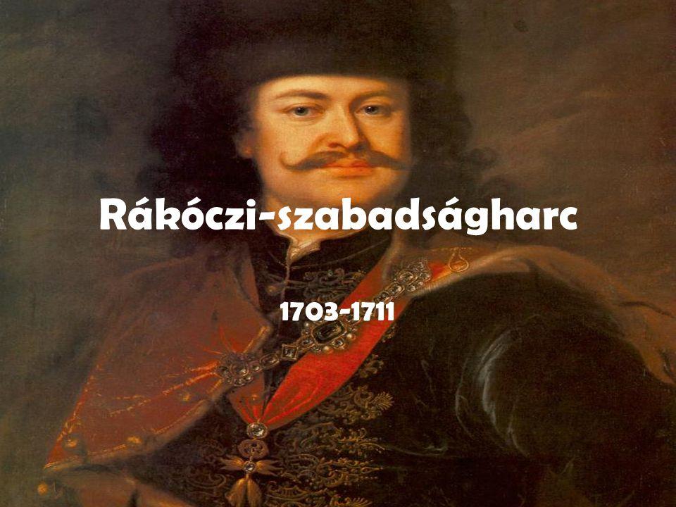 Rákóczi-szabadságharc 1703-1711