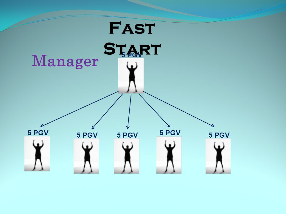 5 PGV Fast Start Manager