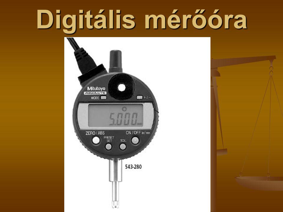 Digitális mérőóra