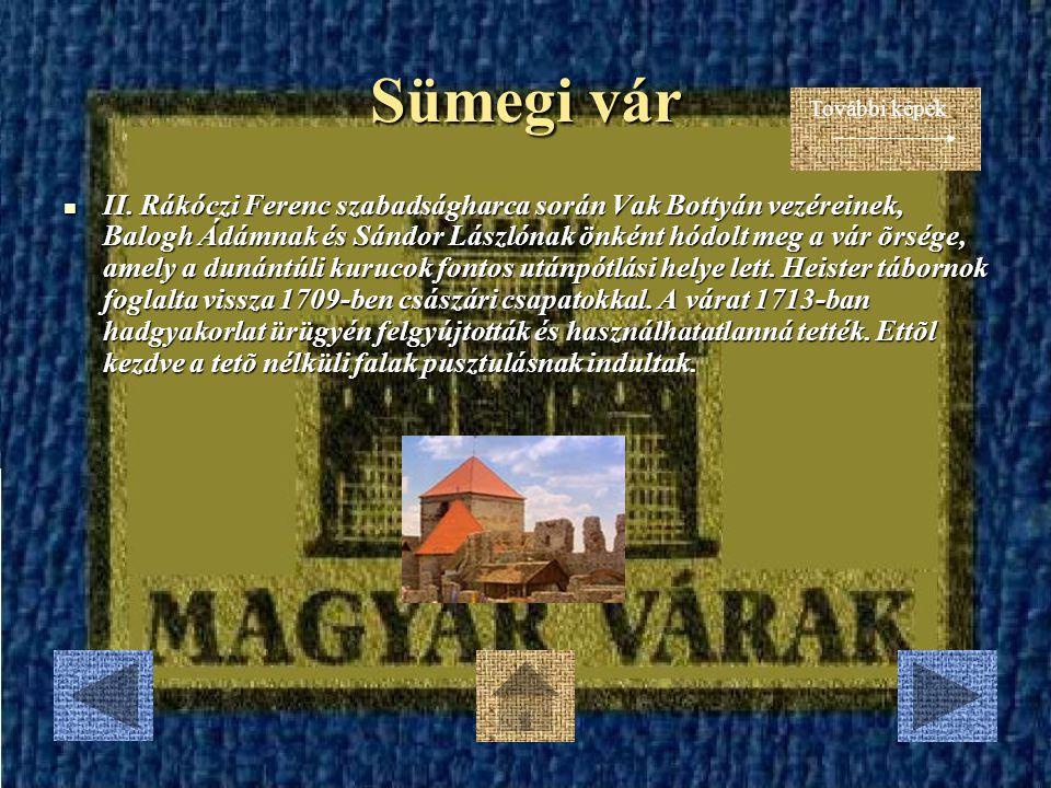 Siklósi vár I.Lipót 1698.