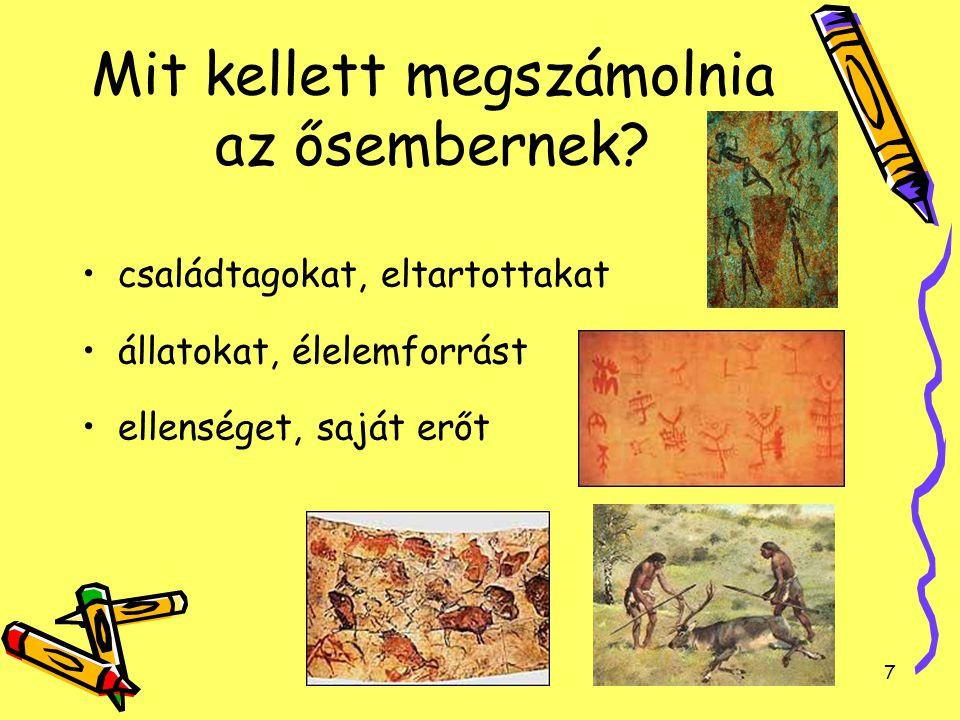 8 Folyóvölgyi kultúrák: Mezopotámia specializáció –földműves, kézműves –katona –uralkodó réteg