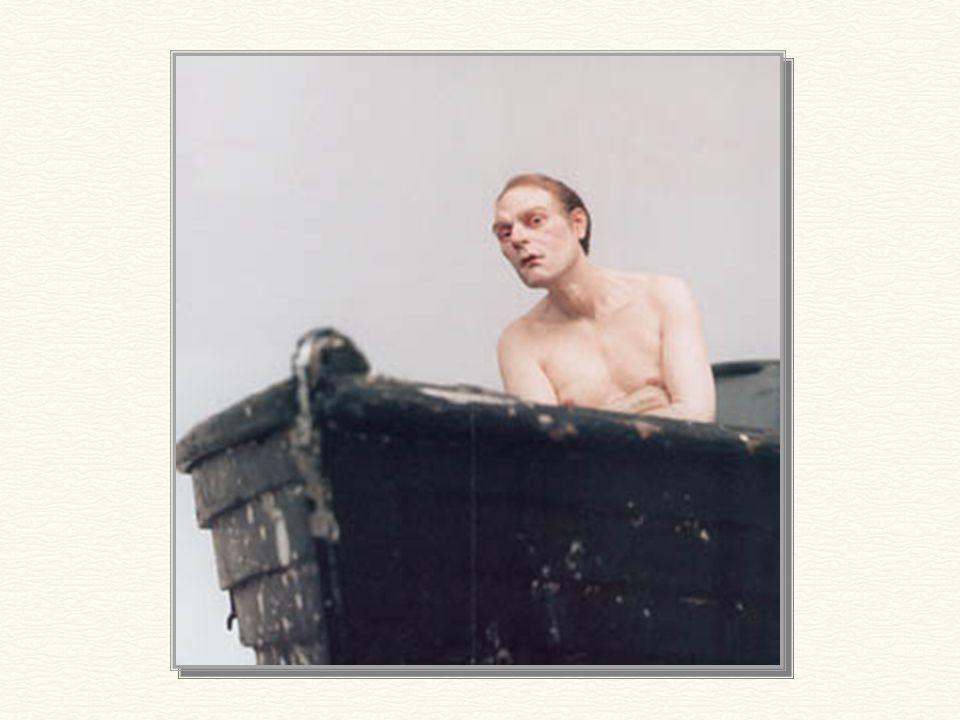 """""""férfi a csónakban"""" - 1992"""