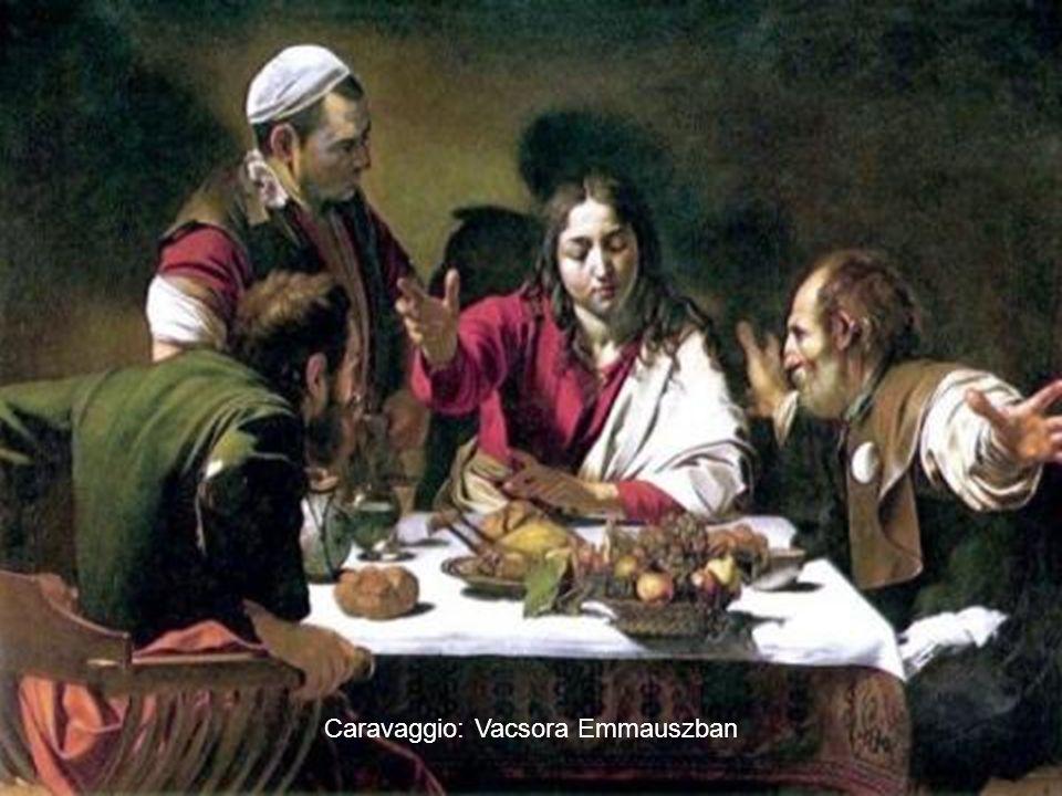 Velázquez Emmauszi vacsora