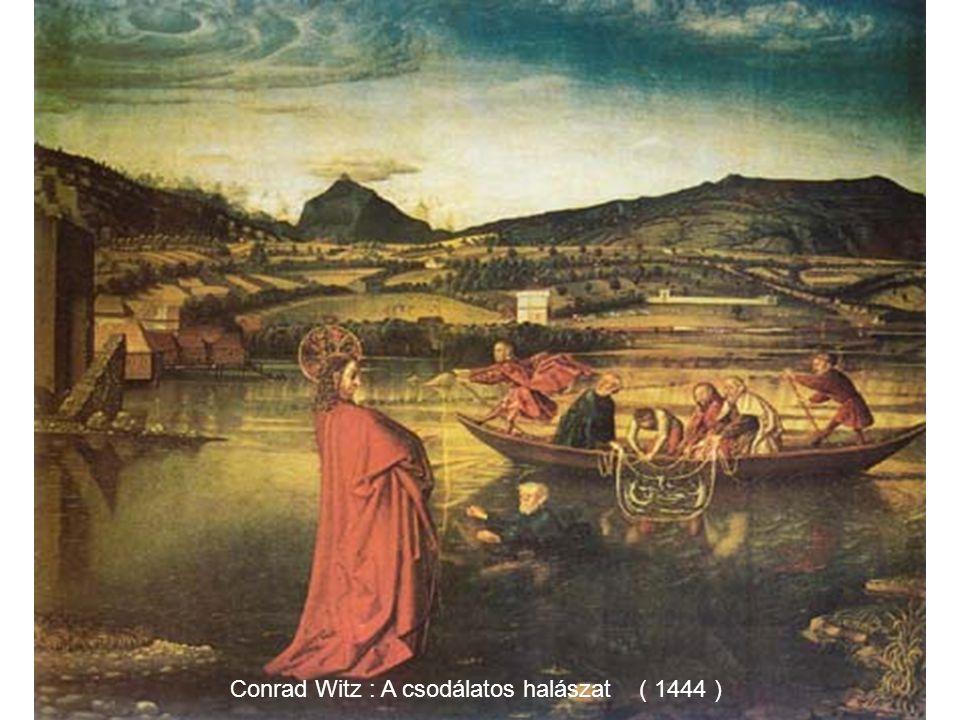 Annibale Carracci: A csodálatos halfogás
