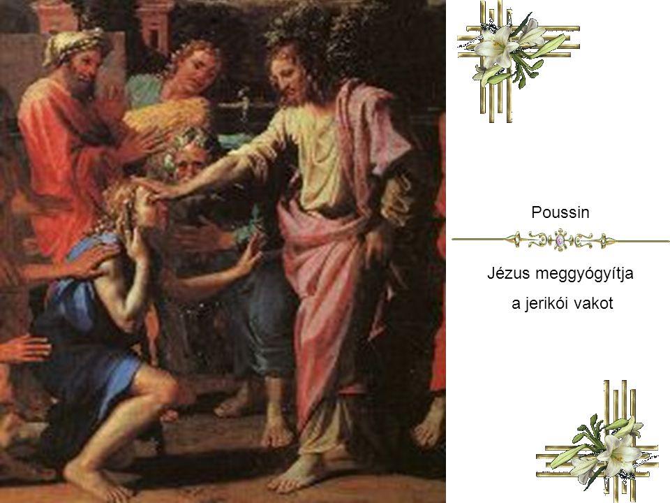 Gabriel Max Jézus meggyógyít egy gyermeket
