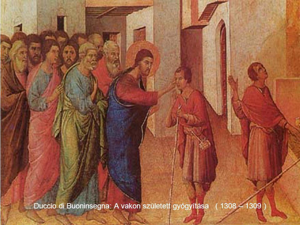 Michelangelo Buonarroti A teremtés harmadik napja