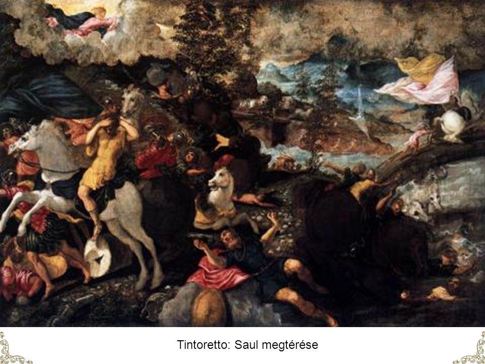Tintoretto: Salamon és Shaba királynője