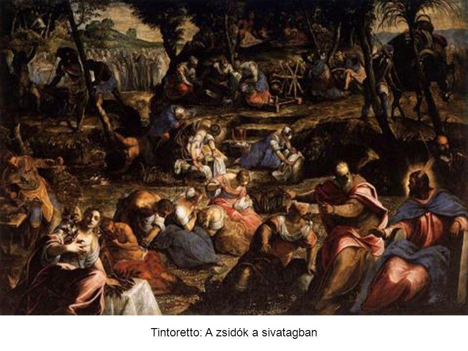 Tintoretto Szent Márk és János evangélista