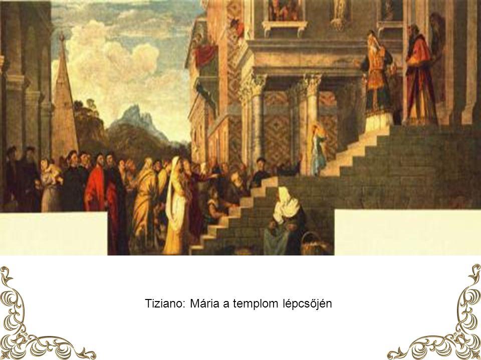 Tintoretto: A zsidók a sivatagban
