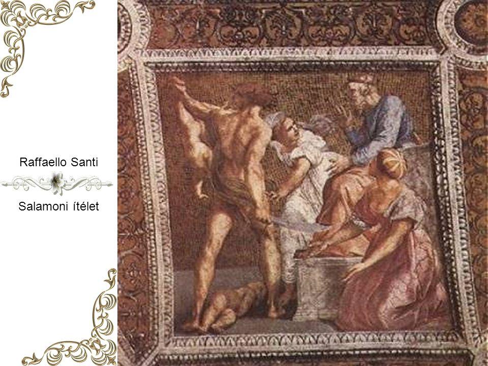 Tiziano: Mária a templom lépcsőjén