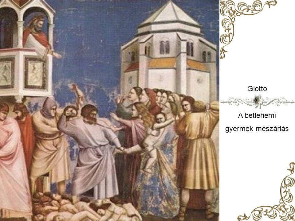 Pieter Brueghel: A betlhemi népszámlálás ( 1566 )