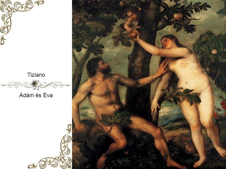 Tintoretto: Ádám megkísértése