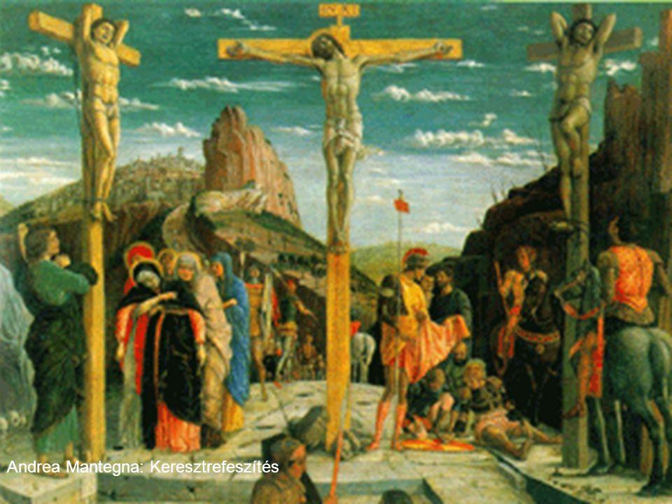 Peter Paul Rubens A keresztre feszített Krisztus