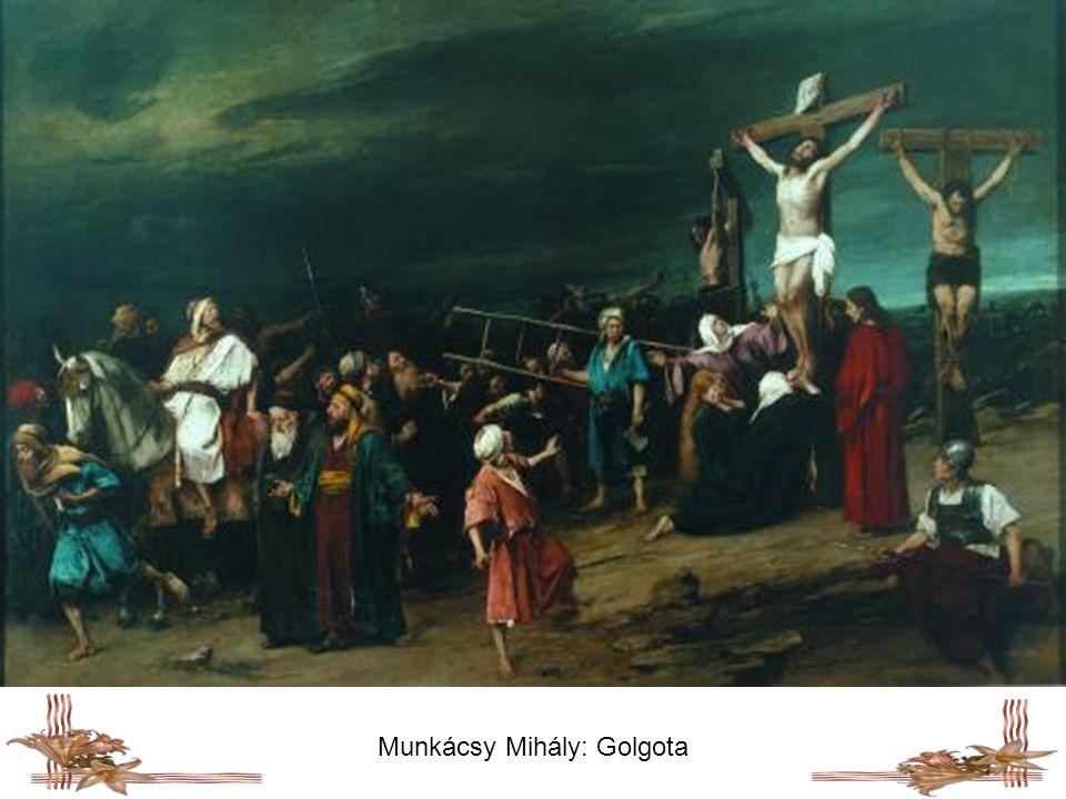 Peter Paul Rubens Krisztus a latrok között ( A lándzsás )