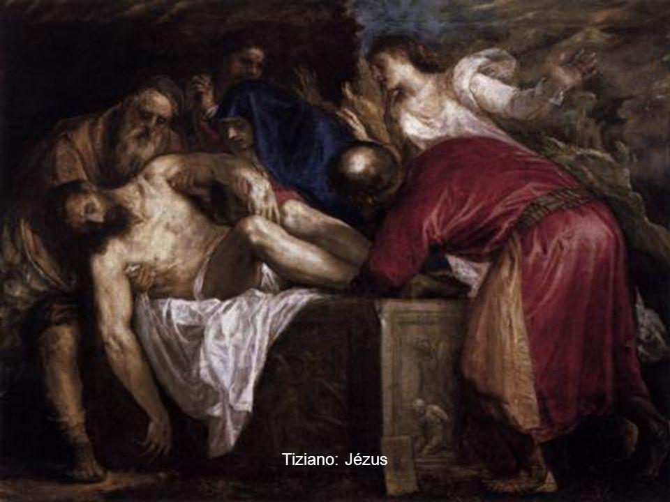 Andrea Mantegna: A halott Krisztus ( Krisztus siratása )