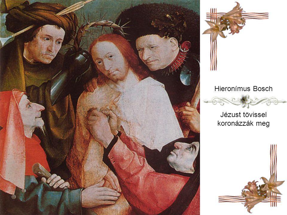 Grünewald Krisztus megkínzatása