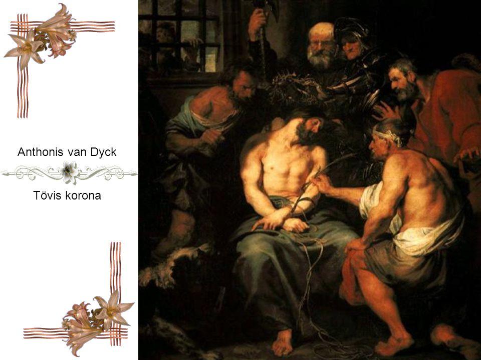 Hieronímus Bosch Jézust tövissel koronázzák meg