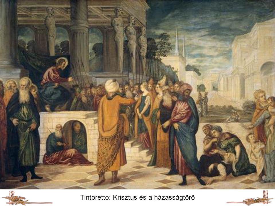 Tintoretto: Az utolsó vacsora