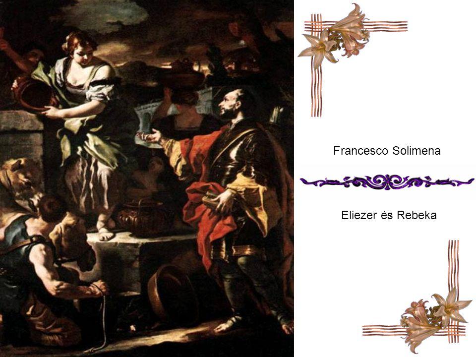 Giovanni Battista Piazzetta: Rebeka a kútnál