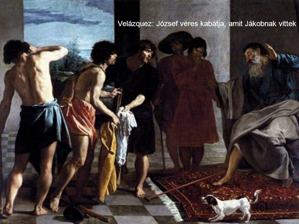 Rembrandt Jeremiás siratja Jeruzsálem lerombolását