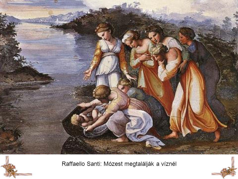 Paolo Veronese Mózes megtalálása