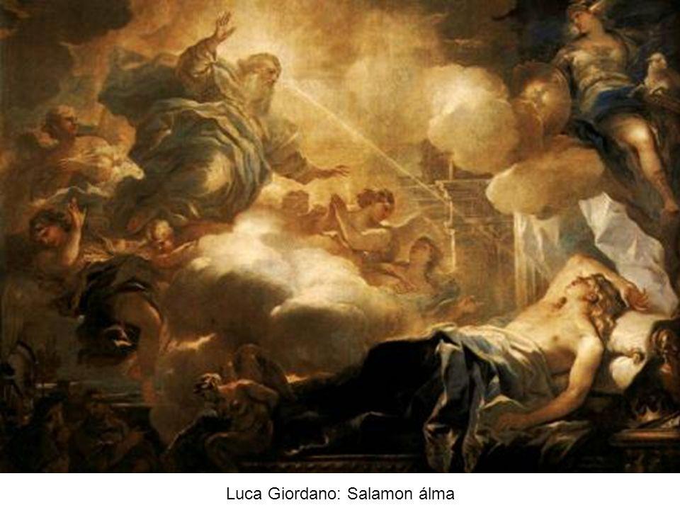 Luca Giordano: Salamon álma