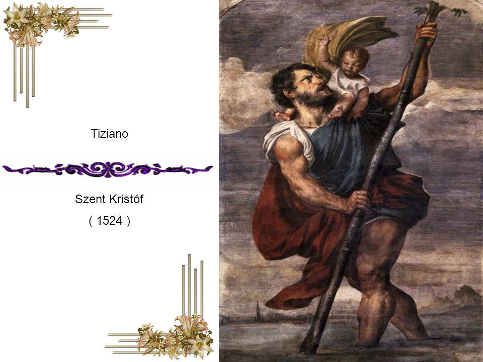 Tiziano Add meg a császárnak